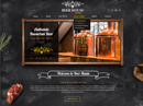 Pizza House HTML template