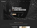 Architecture bureau Bootstrap template
