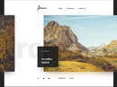 Photographer HTML template