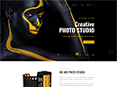 Photography bootstrap 4 Bootstrap template
