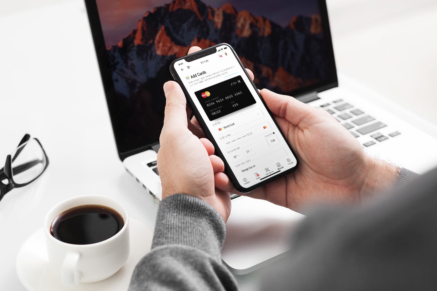 FinHit - Wallet & Banking UI Kit for iOS & Android - 2