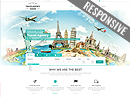 Travel Agency WP Wordpress Template
