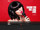 Item number: 300111926 Name: RADIO FM Type: Wordpress template