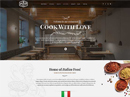 Item number: 300111921 Name: Italian Restaurant Type: Wordpress template