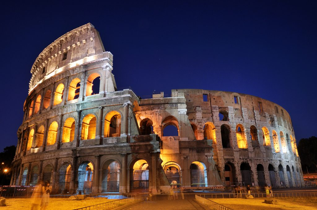 8 Days in Rome